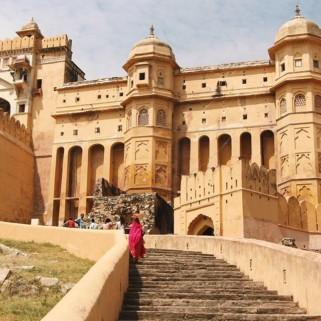 Jour 5 : Royal Gaitor, Amber Palace, Jah Mahal, Monkey's Temple 🕌🙊➡️😴