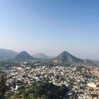 Jour 8 : Grimpette sur les montagnes de Pushkar et balade autour du lac ⛰🇮🇳