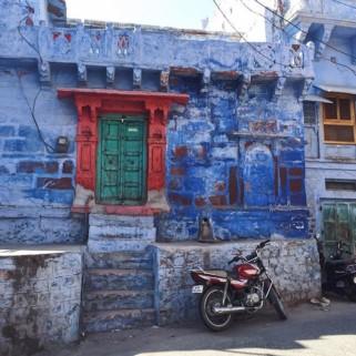 Jour 9 : 🚌 Bus Pushkar ➡️ Jodhpur