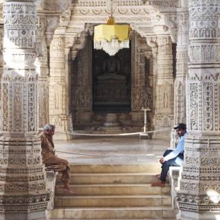 Jour 11 : 🚌 Jodhpur ➡️ Ranakpur et visite du temple
