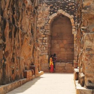 Jour 18 : New Delhi : Qutub Minar et le Lotus Temple 💏🇮🇳