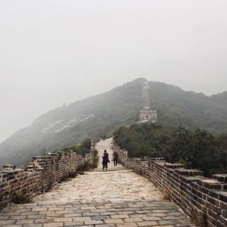 Jour 21 : la muraille de Chine et le village olympique Pékin 🐲🇨🇳