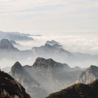 Jour 26 : Ascension du mont Huashan ⛰
