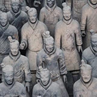 Jour 28 : L'armée en terre cuite de Xi'an et 🚄🌙➡️ Chengdu