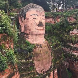 Jour 31 : le Bouddha géant de Leshan 🙏🏼🇨🇳