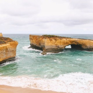 Jour 161 : la Great Ocean Road sous un magnifique temps breton ! Port Fairy, Griffiths Island, Bay of islands, The Grotto, London Arch, The Arch et Port Campbell 🌊🇦🇺