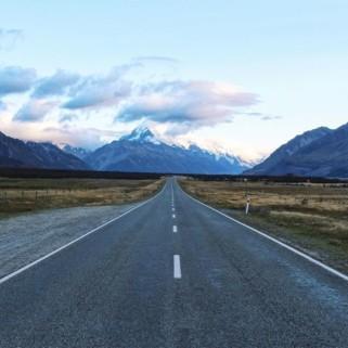 Jour 180 : Mont Cook, Hooker Valley, Tasman Glacier et les blues lakes 🏞