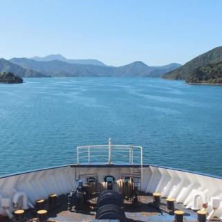 Jour 197 : Bye bye l'île du Sud, hello l'île du Nord ⛴🇳🇿