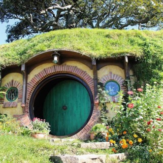 Jour 208 : Hobbiton et Wairere Falls 💚