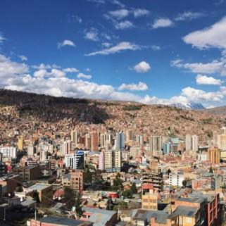 Jour 265 : 🚌 Copacabana ➡️ La Paz, et le mirador Kili Kili et le centre historique 🇧🇴