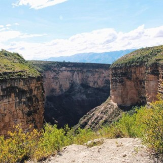 Jour 270 : Parc de Torotoro, 8h30 de rando, un canyon, de l'escalade et des traces de dinosaures !