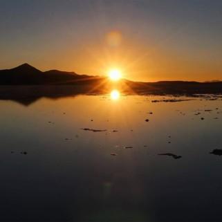 Jour 278 : Le Salar d'Uyuni 💛💙