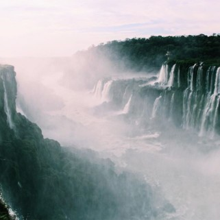 Jour 309 : Les chutes d'Iguazu côté argentin 💚 et une bonne soirée avec Kévin et Titia 🍻