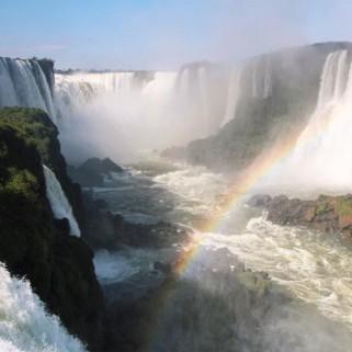 Jour 310 : Les chutes d'Iguazu côté brésilien ! Hola le Brésil, adios l'Argentine 🇧🇷