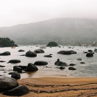 Jour 324 : Ce matin on a commencé une rando mais il s'est à mis pleuvoir (et ça a duré toute la journée. TOUTE LA JOURNÉE) 🙄