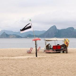 Jour 334 : On se balade un peu dans Flamengo mais bon on avoue, à 2 jours du retour, on attend juste que le temps passe 🙈